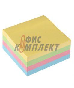 самозалепващо кубче пастел 400л