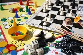 настолни игри и пъзели