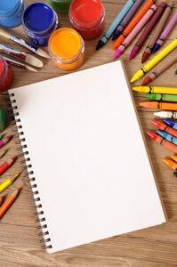рисуване и апликация